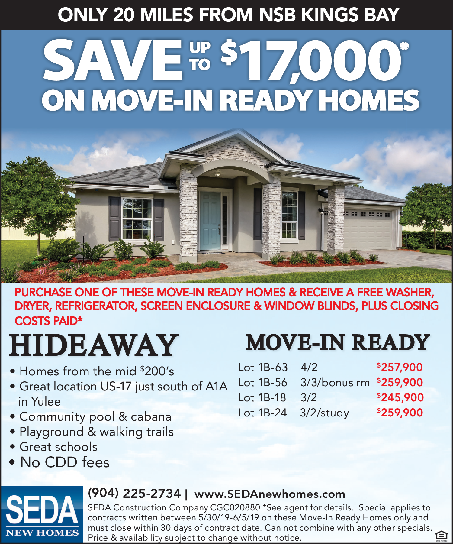 New Best Homes Available in Camden, GA, Apartments & Condos